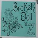 Broken Doll Vintage