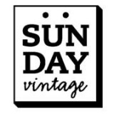 Sunday Vintage