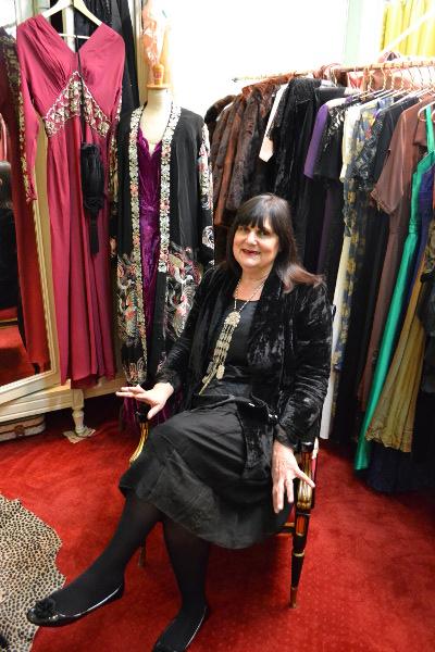 di Clara Fox Drama of Exile Vintage Shops Australia