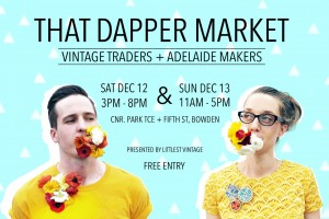 That Dapper Market @ Tuxedo Cat - Plant One, Park Tce, Bowden | Bowden | South Australia | Australia