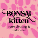 Bonsai Kitten - Retro Clothing
