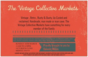 The Vintage Collective markets @ OAKOVER WINES | Middle Swan | Western Australia | Australia