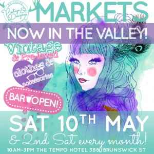 Vintage & Designer Markets @ The Tempo Hotel | New Farm | Queensland | Australia