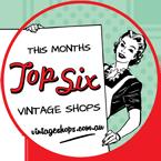 Top Six Vintage Shops