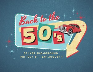 Back to the 50's Festival @ St Ives Showgrounds    Belrose   New South Wales   Australia