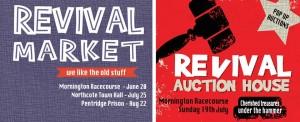 Revival Market @ Northcote Town Hall