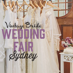 Vintage Bride Wedding Fair Sydney