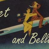 Rocket and Belle - Vintage Shop