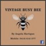 Vintage Busy Bee - ETSY Vintage