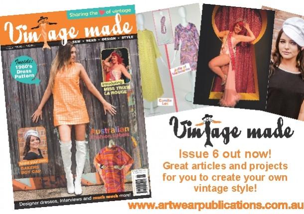 Vintage Made 6 for Vintage Shops