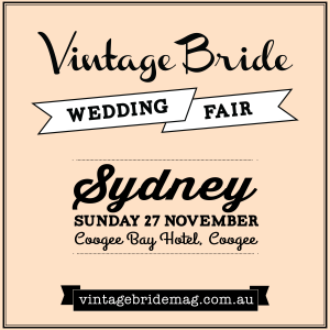 Vintage Bride Wedding Fair - Sydney @ Coogee Beach  | Coogee | New South Wales | Australia
