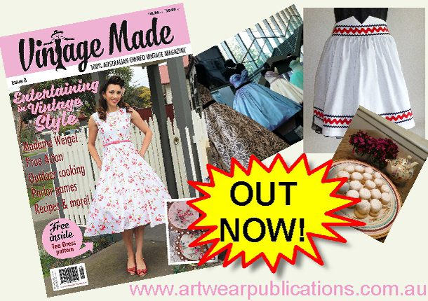 Vintage Made issue 8