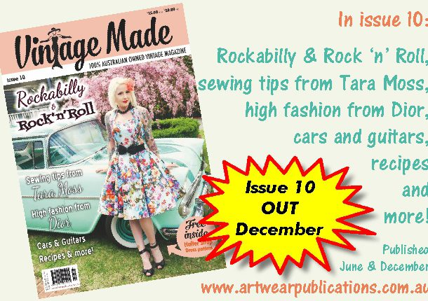 Vintage Made issue 10