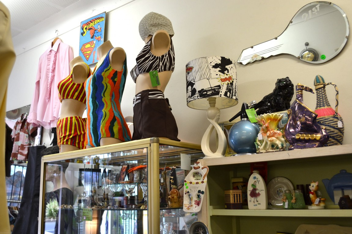 retroshelia bathers vintage retro shop gold coast