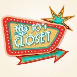 my 50's closet