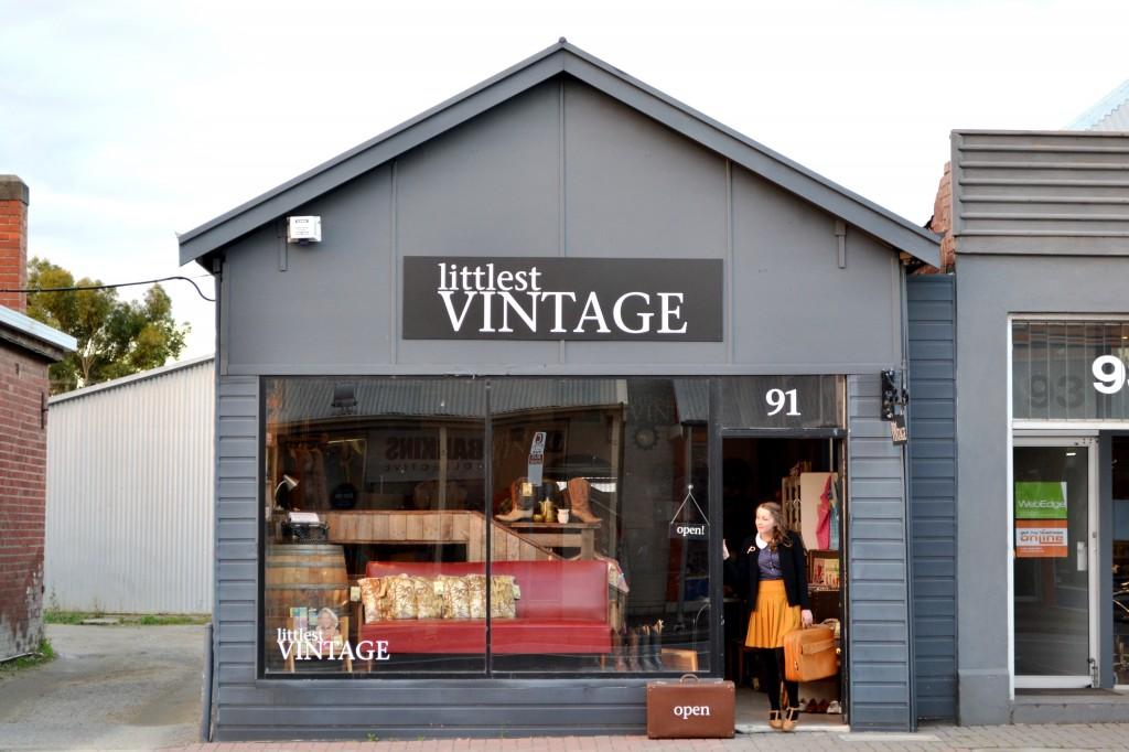 LittlestVintage for Vintage Shops Australia