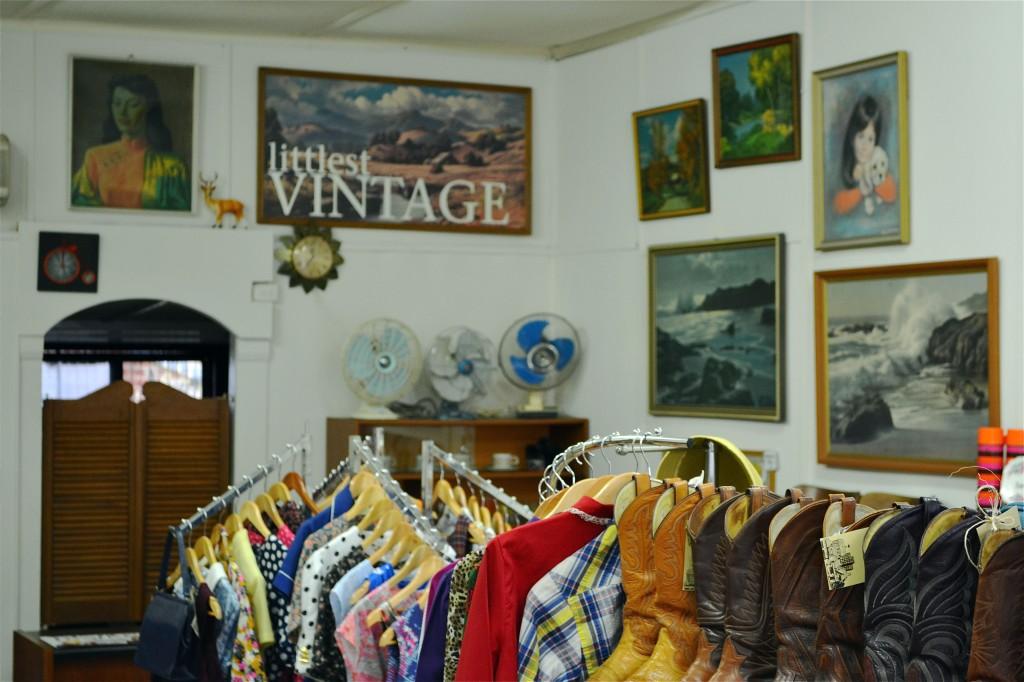 littlest  Vintage for vintage shops Australia