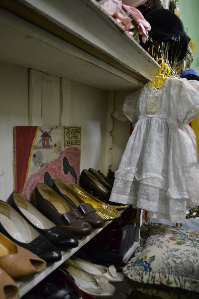 Clara Fox Drama of Exile Vintage Shops Australia