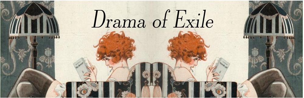 dramaofexile blog