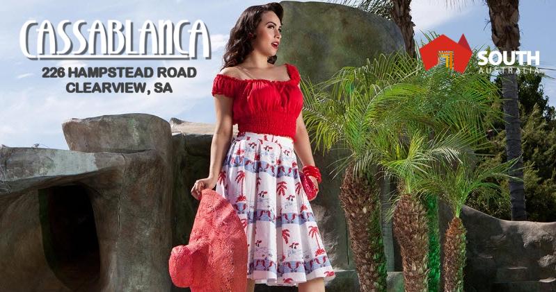 Cassablanca - Vintage Shop SA