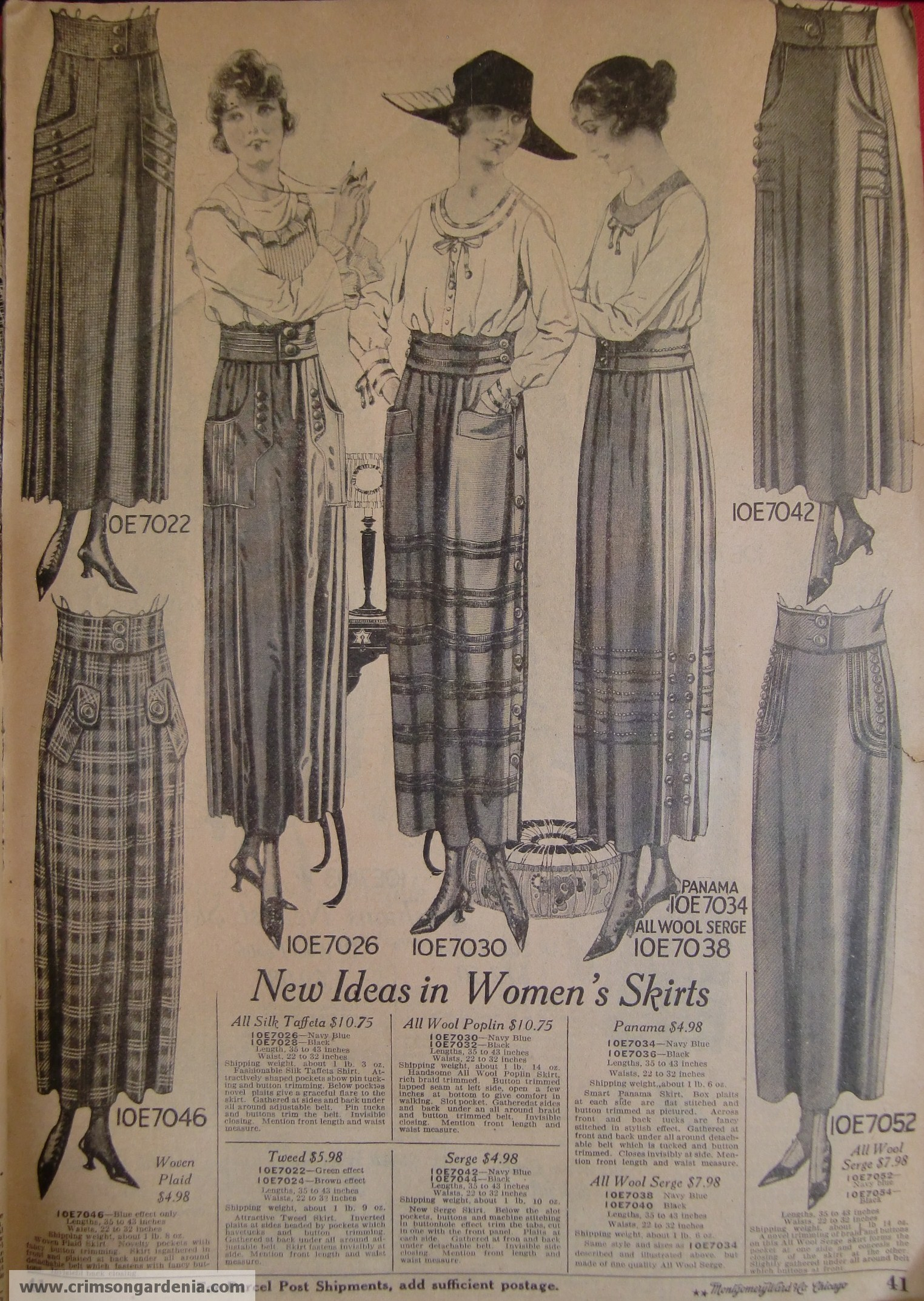 3993 skirts