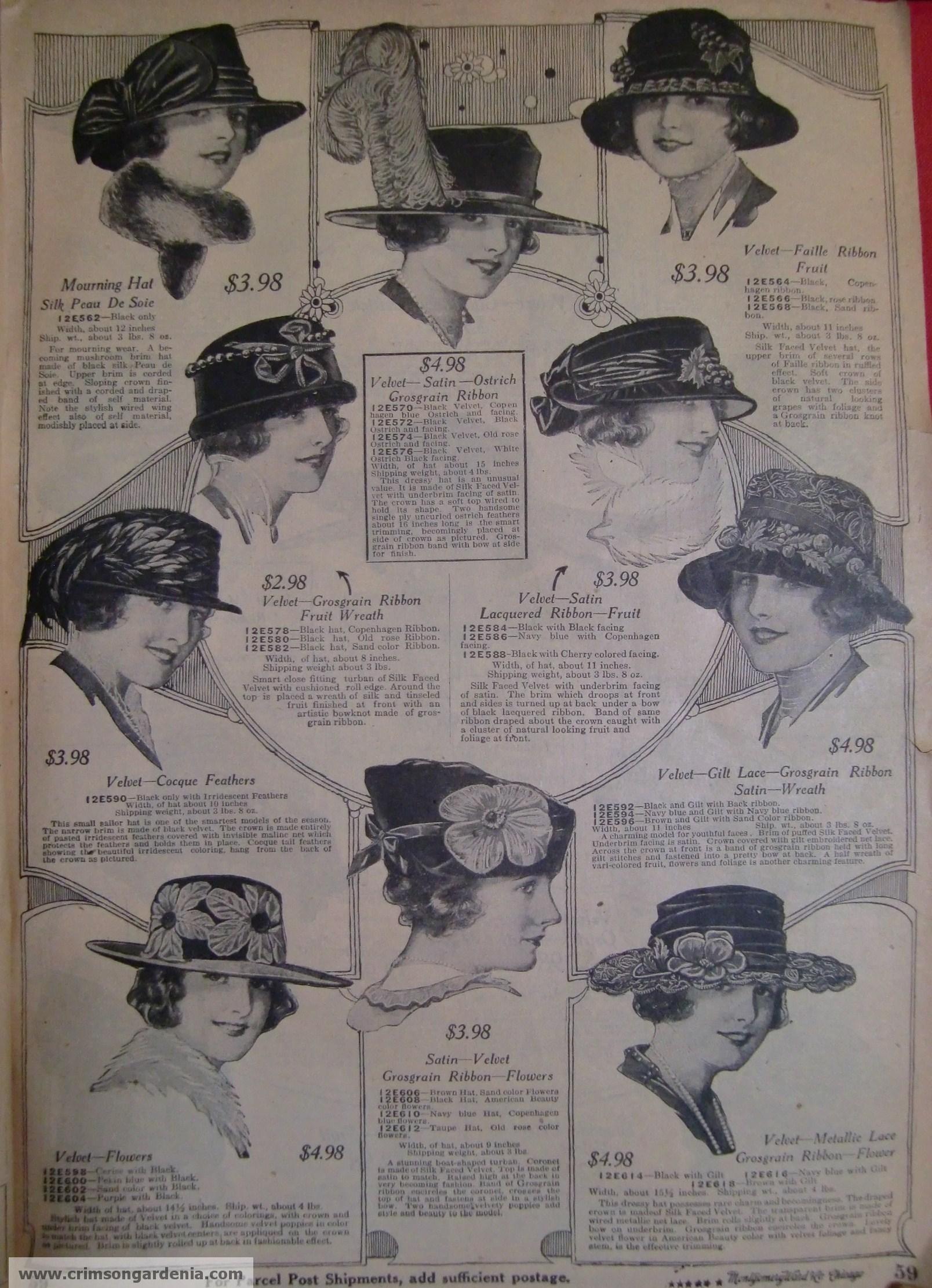 3997 hats