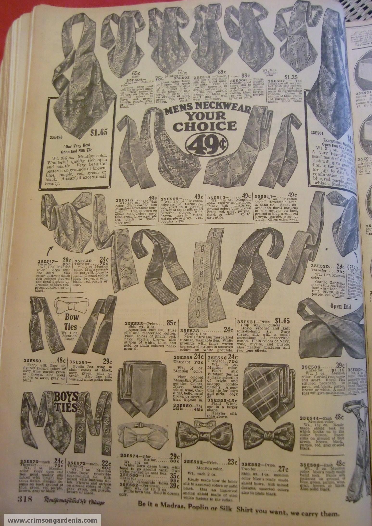 4160 ties