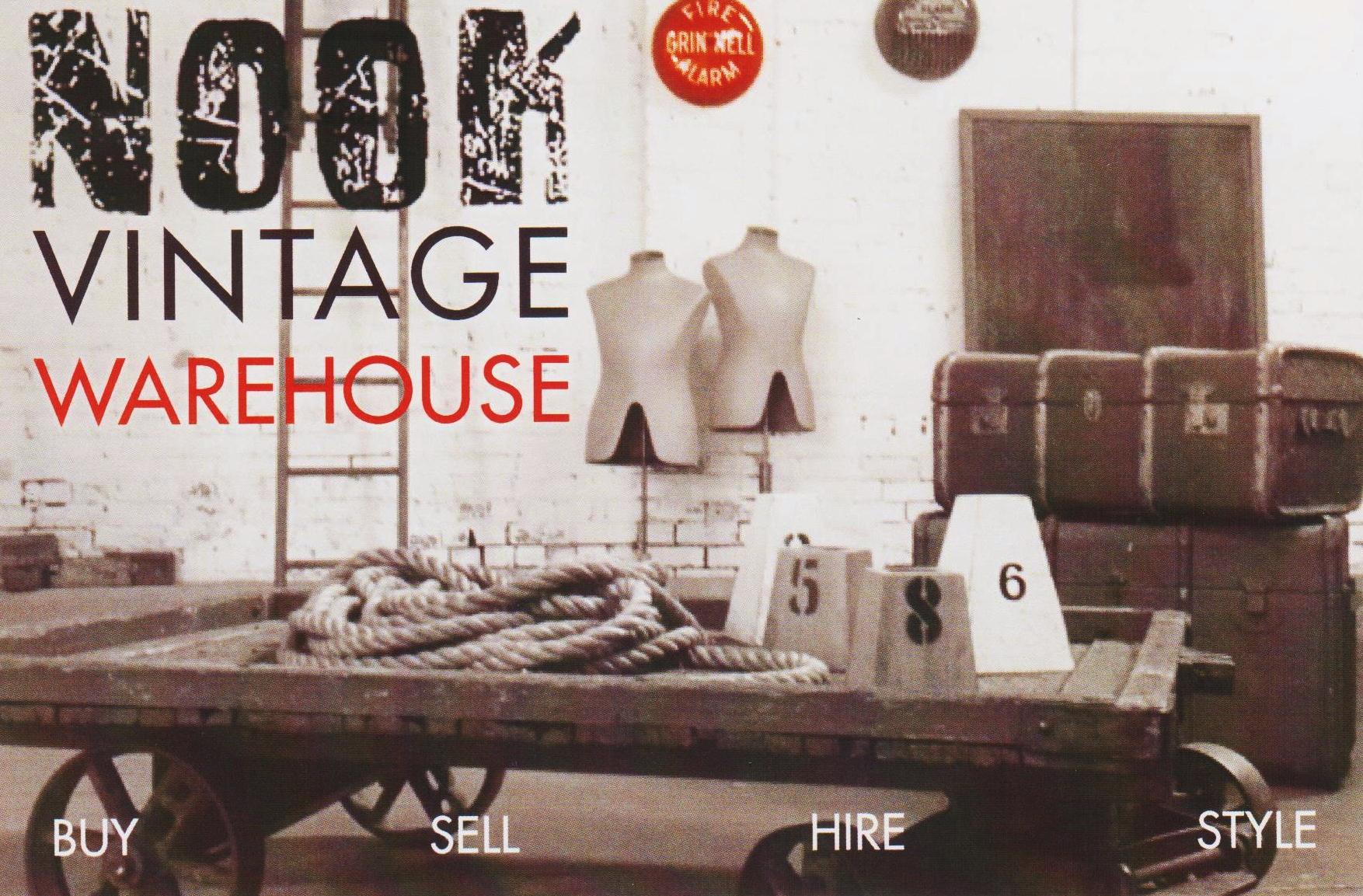 Nook Vintage Melbourne