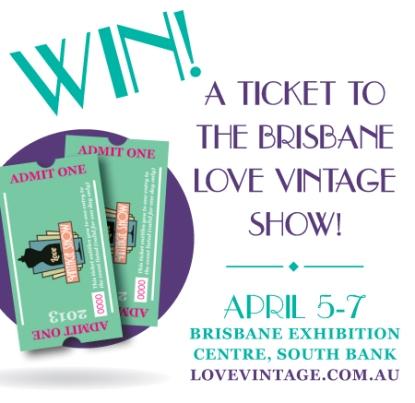 Love Vintage Show Brisbane