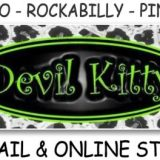 Devil Kitty - Devil Kitty - Fitzroy Melbourne | Rockabilly Pinup labels