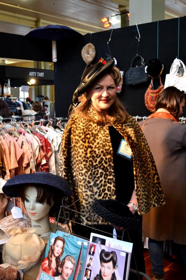 Fabulous 40's & 50's Stall-holder, Sandy