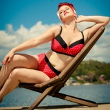 Beyond The Sea - Vintage Retro Swimwear