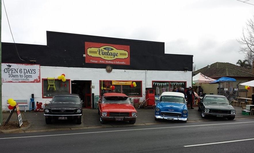 1546 Vintage Tyabb - Vintage Retro Shop