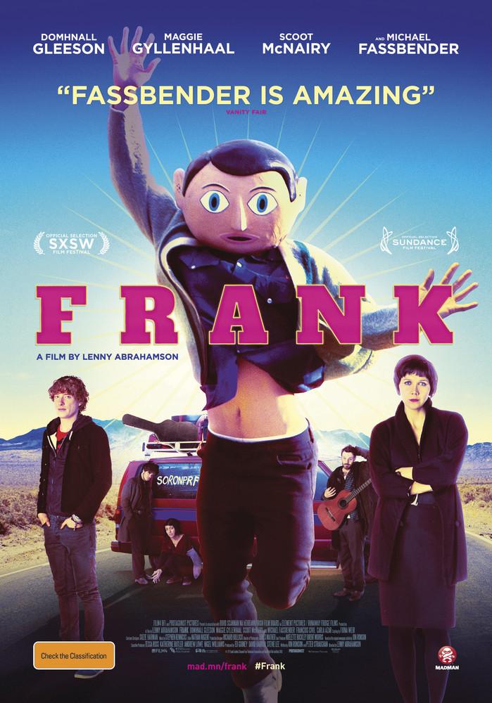 FRANK key art