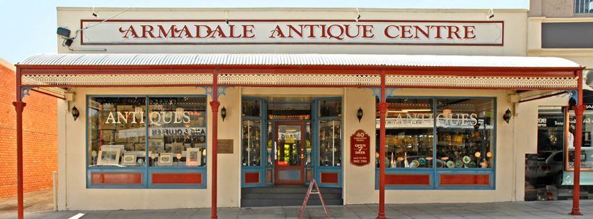Antique Shop Armadale Antique Centre