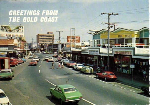 Gold Coast 1960's 1970's