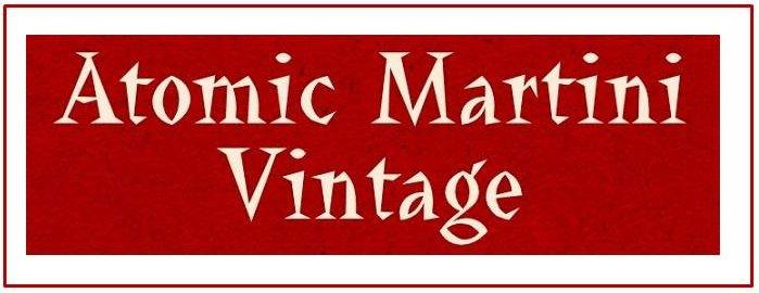 Atomic martini Vintage