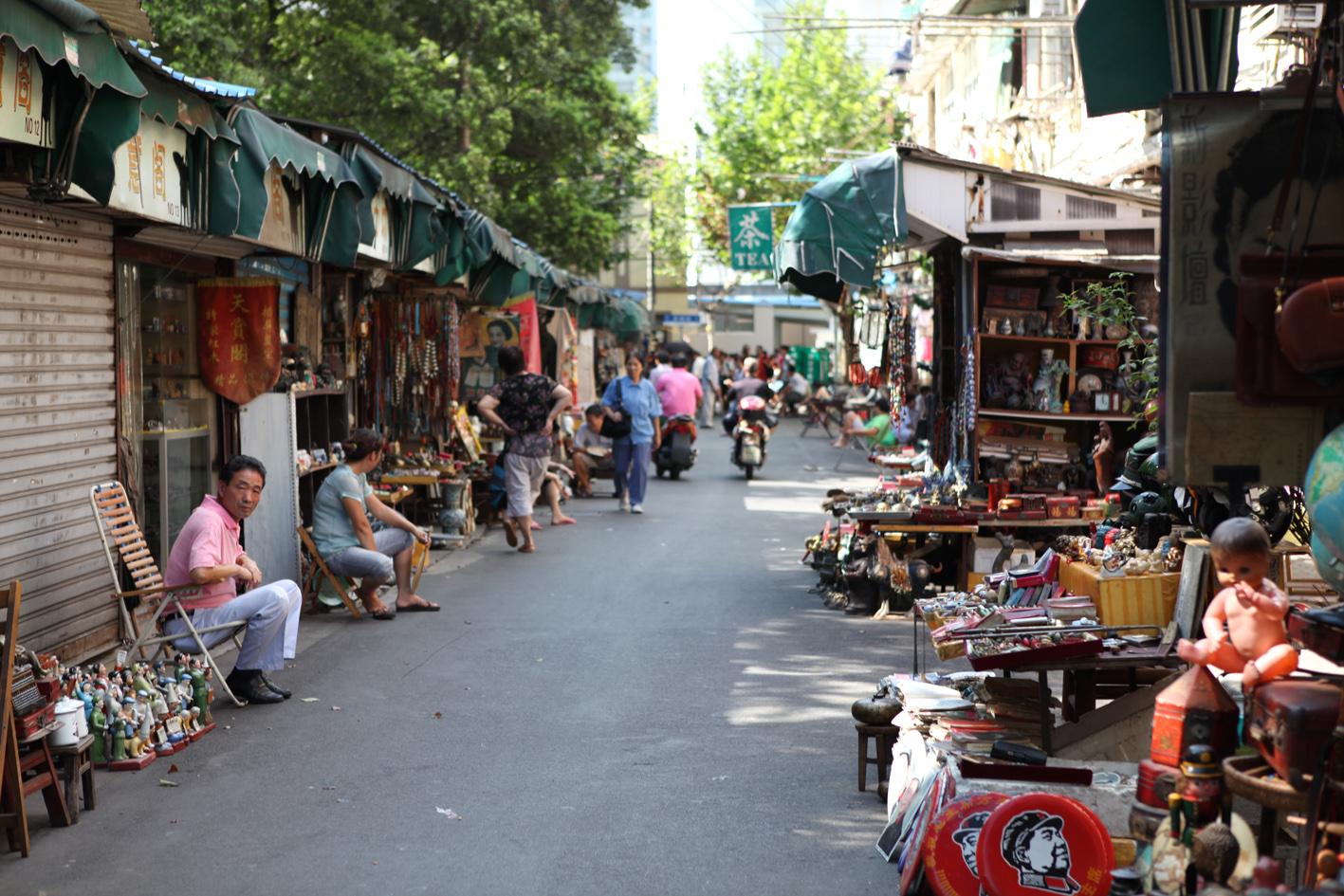 Evaelena -shanghai Markets