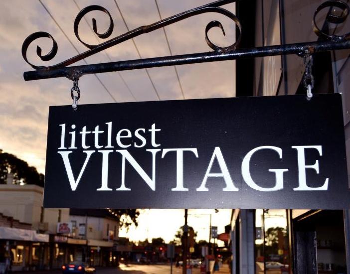 Littlest Vintage