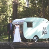 Frankie & Mavis, the Vintage Caravan Photo Booth