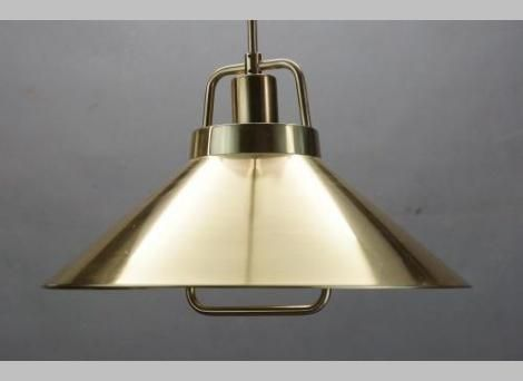 vintage pendant light designed by architect frits schlegel model - dansk
