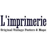 L'imprimerie Original Vintage Posters & Maps