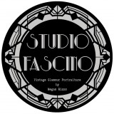 STUDIO FASCINO. Vintage Glamour Portraiture by Megan Rizzo