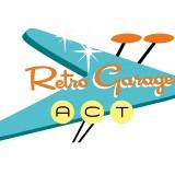 Retro Garage ACT - classic 1950's American cars, Vintage Caravans