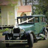 Roaring Twenties Vintage Wedding Car Hire