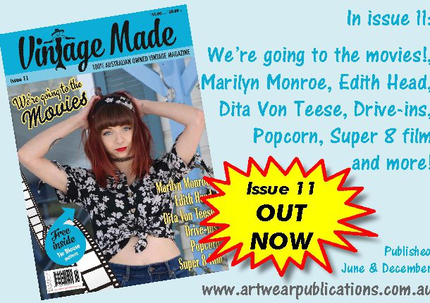 Vintage Made issue 11